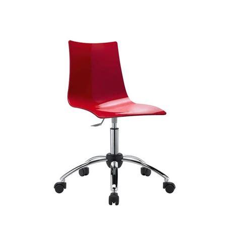 Chaise De Bureau Design Zebra Par Scab