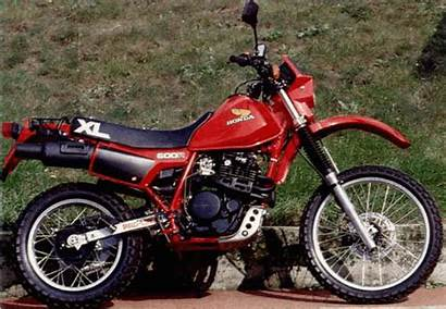 Honda 600 Xlr Dominator Xl600 Datei 1985