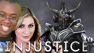 INJUSTICE Wonder Woman vs. Ares - Good vs. Evil 4 - YouTube