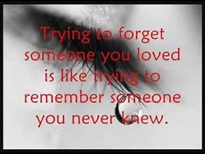 Life Quotes Pic... Sad Sad Love Quotes