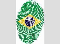 Free illustration Brazil, Flag, Fingerprint, Country