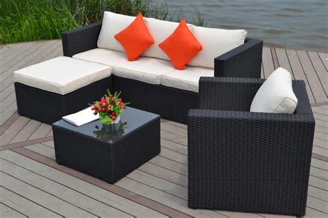 canapé de jardin beautiful canape d angle resine tressee salon de jardin