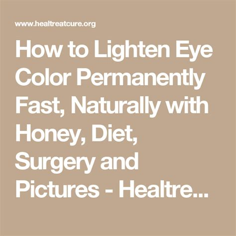 how to naturally lighten eye color how to lighten eye color permanently fast naturally with