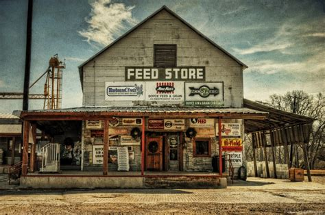 feed store