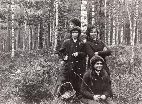 romanov family  finland home