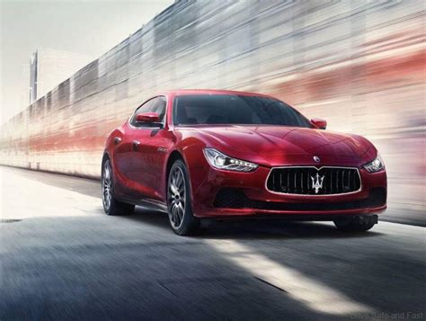 Gambar Mobil Maserati Ghibli by Maserati Ghibli From Rm518 000 Could This Be The