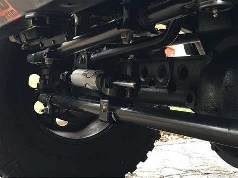 high steer kit jkownerscom jeep wrangler jk forum