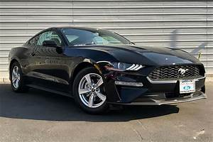 New 2020 Ford Mustang EcoBoost RWD 2D Coupe
