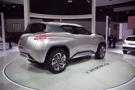 Nissan Terra Hd Picture by 2013 Nissan Terra Suv Concept Gallery 475925 Top Speed