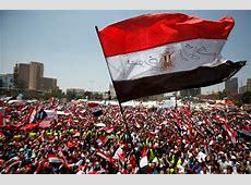 EGYPT Real Arab Spring retakes Egypt, says Democratic activist