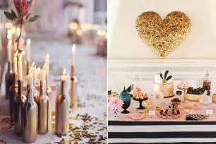 wedding decorations diy wedding decor 10 gorgeous gold diy ideas weddingsonline
