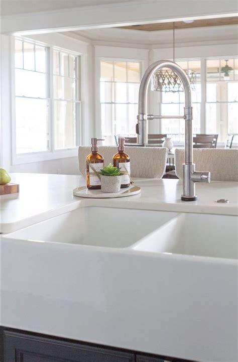 amber glass soap dispenser bottles kitchen sink decor
