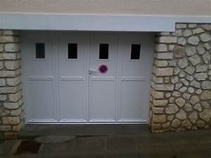 Garage pvc 2017 2018 best cars reviews for Porte garage battant pvc