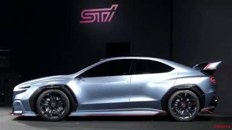 2019 Subaru Sti Ra by Opinion 2019 Subaru Wrx Sti