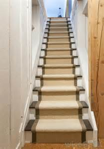 what are the different options for stair edging