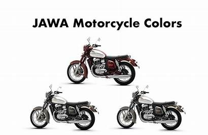 Jawa Motorcycle Colors Maroon Grey Gaadikey Options