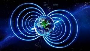 The Earth's Magnetic Field Is Decreasing 10 Times Faster ...