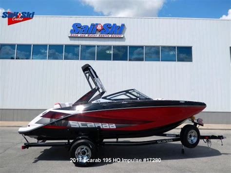 Scarab Boat Dealers In Texas scarab 195ho boats for sale in texas