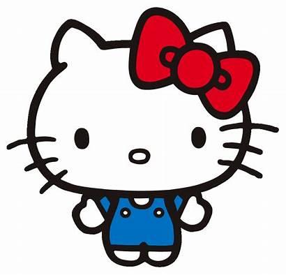 Kitty Hello Sticker Giphy Waving Stickers Hellokitty
