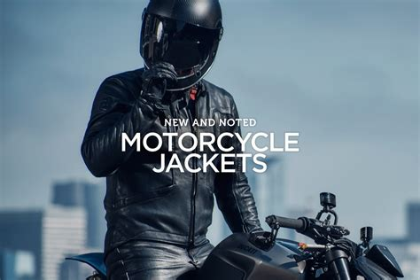 Motorcycle Gear :  Motorcycle Jackets
