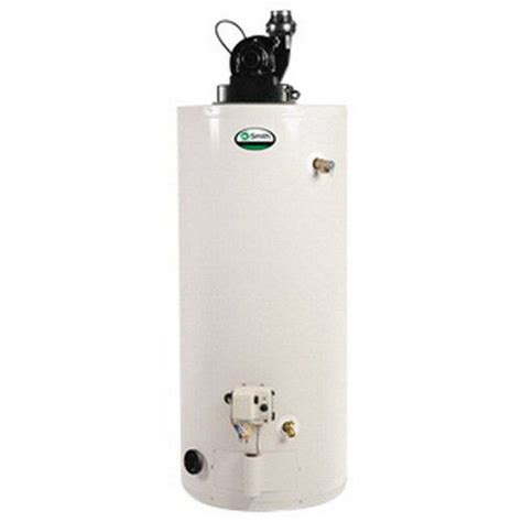 ao smith promax gpvt  power vent tall propane gas water