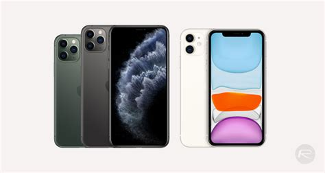 pre order iphone 11 11 pro date and time announced redmond pie