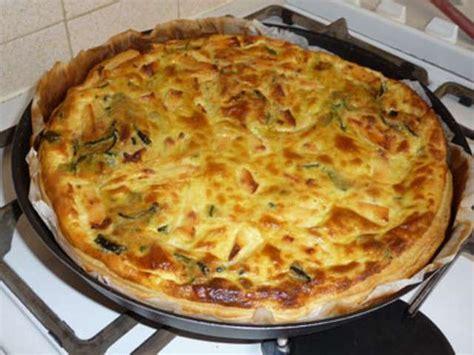 cuisine courgettes recettes de tarte courgettes de aurel cuisine