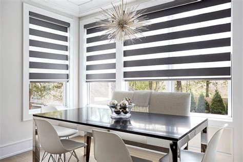 zebra blinds    space