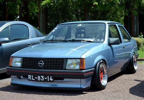 Opel Kadett D Tuning (1)   Tuning