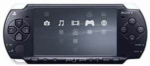 > Sony PSP 2000 Series Slim and Lite Handheld Console ...
