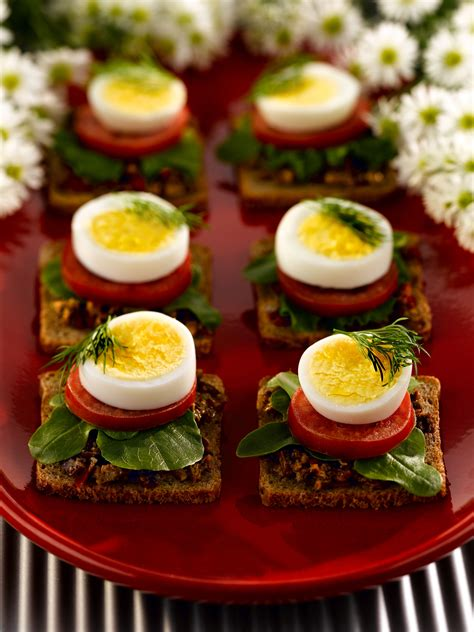 fresh canapes fresh summer canapes nc egg association nc egg association