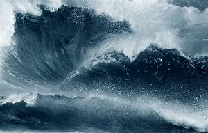Tidal Wave Wallpapers Group (71+)