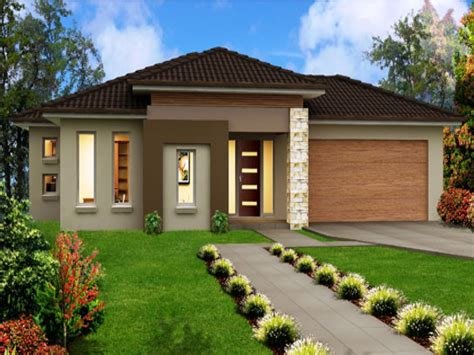 modern one story house plans two storey house designs modern plans mexzhouse single story bungalow best free home