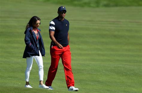 Erica Herman Tiger Woods