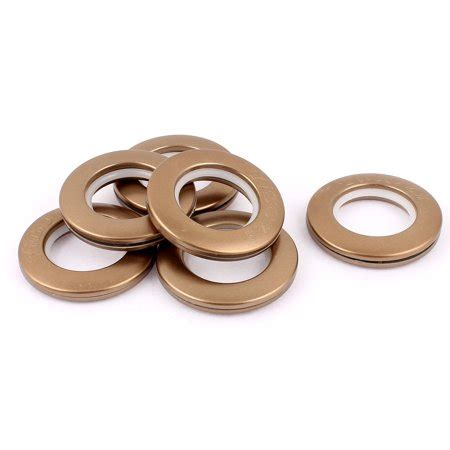 Plastic Drapery Grommets by 40mm Inner Dia Plastic Drapery Curtain Eyelets