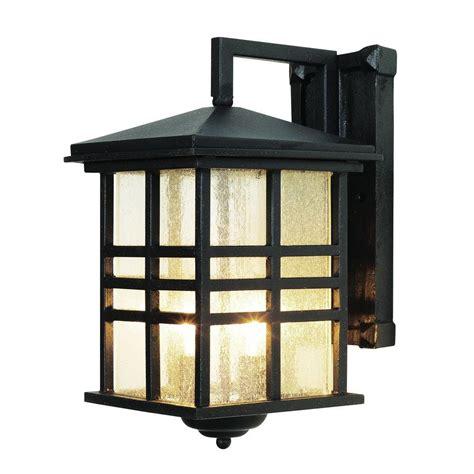 bel air lighting stewart 2 light black outdoor