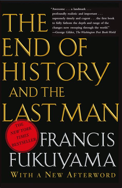 The End Of History And The Last Man  Book By Francis Fukuyama  Official Publisher Page Simon