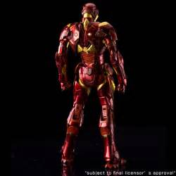 Armor Display Stand by Glorious Extremis Iron Man Action Figure From Sentinel