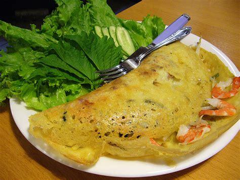 cuisine chinoise recette bánh xèo banh xeo crêpe vietnamienne au porc et
