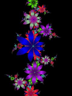 Animated Flower Wallpapers For Mobile - colourful flowers mobile wallpaper mobile toones