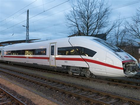 Db To Reconquer The Long-distance Market