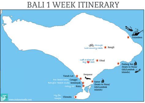 bali map  nomadly