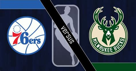 Philadelphia 76ers vs Milwaukee Bucks Live Stream- NBAbite