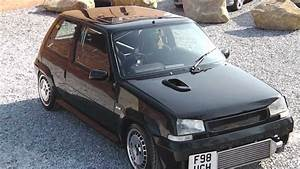 Renault 5 Gt Turbo 208 Bhp For Sale At  Motorclick Co Uk