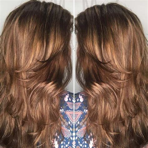 Top 15 layered haircuts 2020 Gorgeous Layered Hair 2020 in