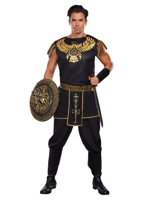 Warrior of the Nile Mens Egyptian Costume - Egyptian Costumes