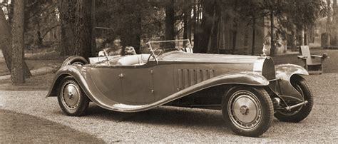 1932 Bugatti Royale by 1927 Bugatti Type 41 Royale Milestones