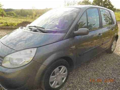 renault 2005 scenic exp sion dci106 e4 grey 1461cc diesel 1 years