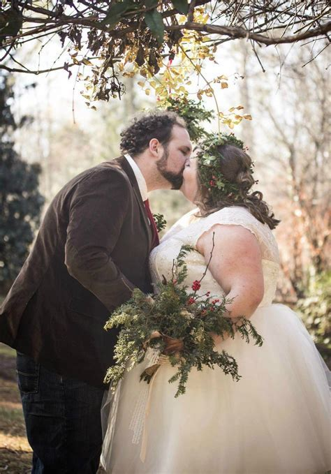 Blogger Makes Gallery of Plus Size Brides in Wedding