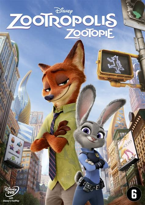 bolcom zootropolis dvd dvds